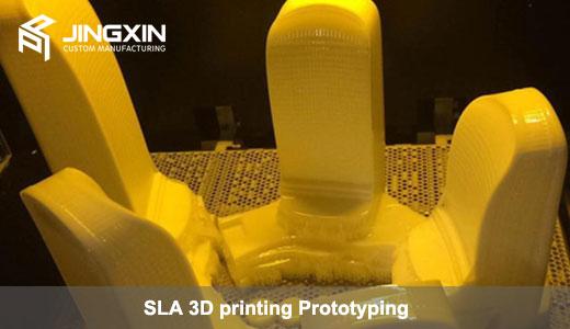 SLA 3d printing Rapid prototyping