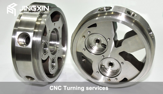 CNC turning services
