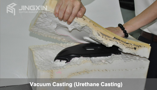 Vacuum Casting,Silicon mold Urethane Casting,Short Run Production
