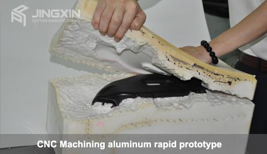 Vacuum casting prototyping