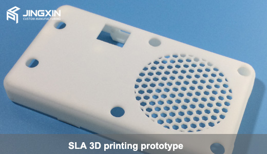 China high quality professional SLA 3d Printing services