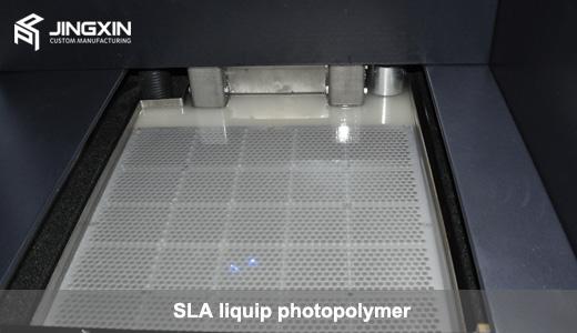 SLA 3d prinitng machine