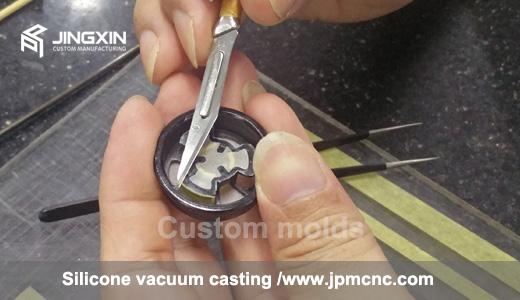 vacuum casting master model