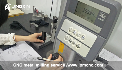 metal milling service-QC & Height measuring instrument