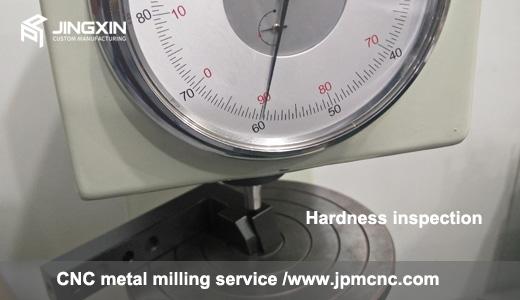 metal milling service