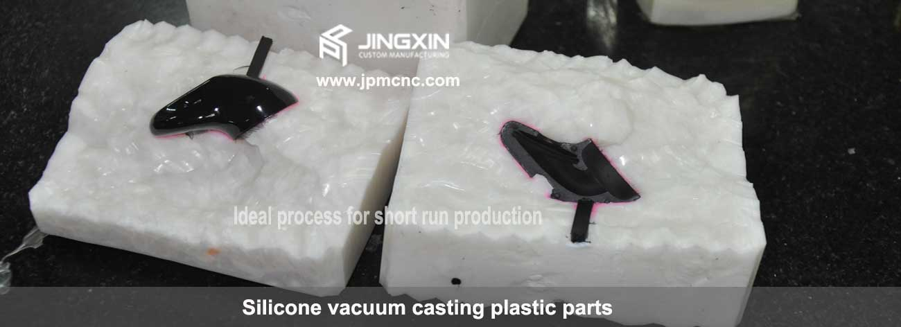 Silicone Vacuum Casting Plastic Parts Rapid Prototype