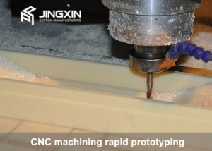 cnc machining rapid prototypes