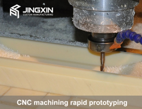 China CNC machining plastic rapid prototypes