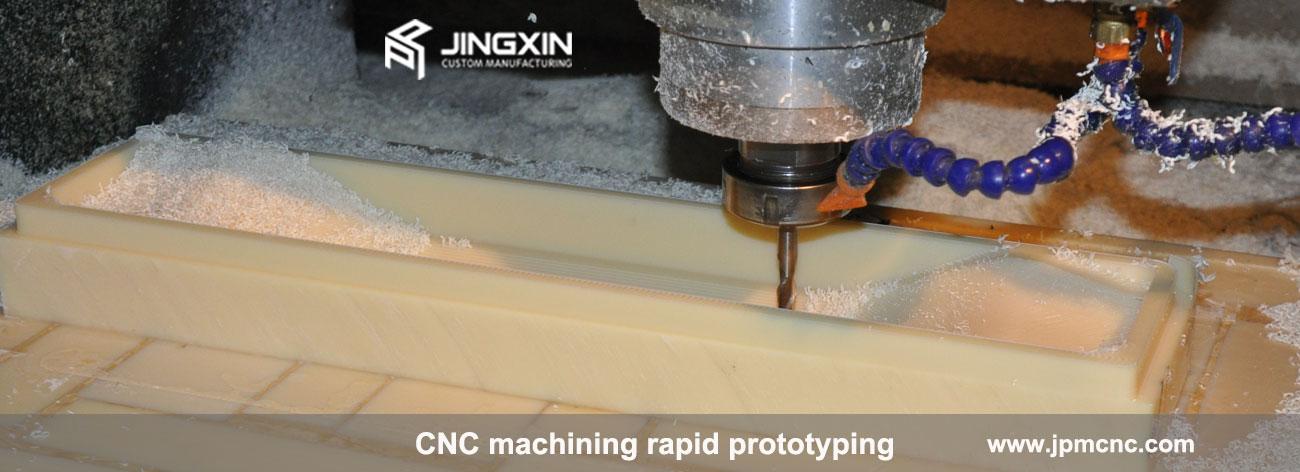 cnc machining rapid prototypes