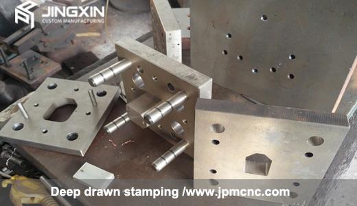 deep drawn stamping tooling