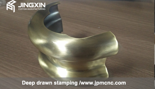 antique bronze plating finish