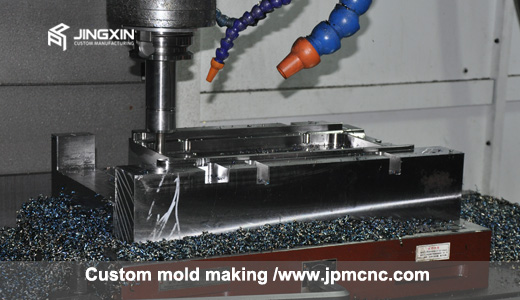 injection molding making