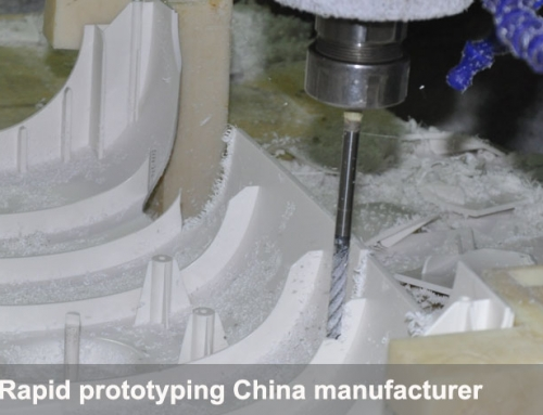 China rapid prototyping manufacturer