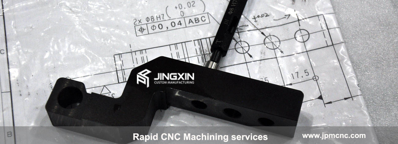 rapid machining services