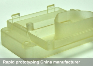 Rapid prototyping China