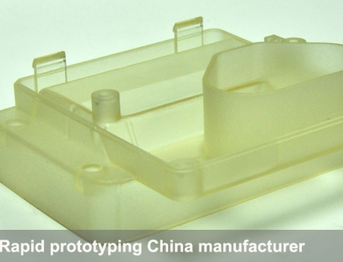 CNC machined Rapid prototyping China Factory