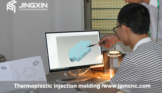 Thermoplastic parts design guideline