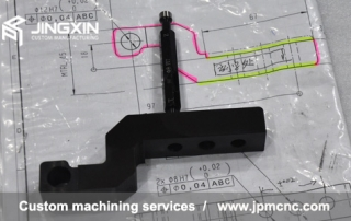 Custom cnc machining services China