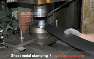 what is metal stamping