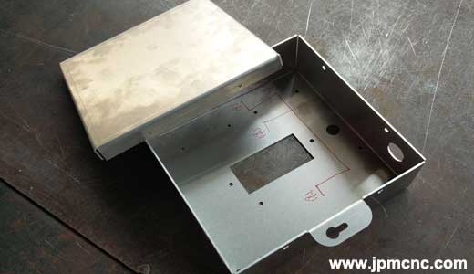 custom aluminum bending heat sink
