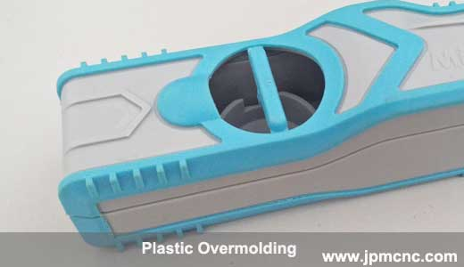 Custom injection over molding