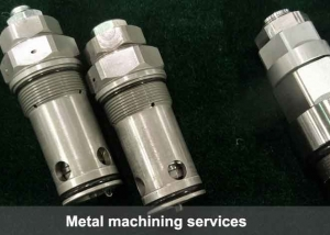 Metal machining servcies
