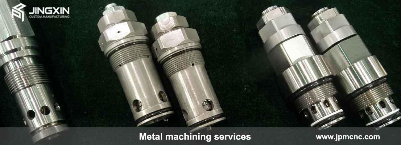 Metal machining servcies