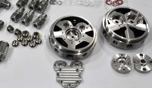 custom precision cnc machining parts China