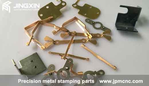 precision metal stamping company