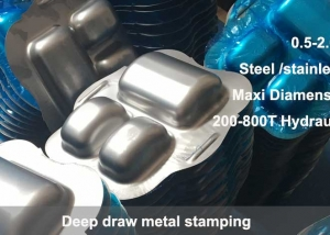 Deep Draw Metal Stamping