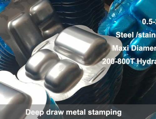 Deep Draw Metal Stamping