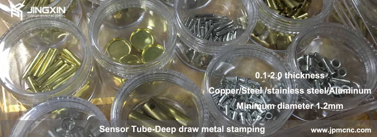 deep drawn rivet