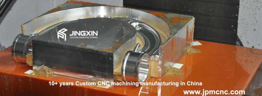 CNC machining parts cost