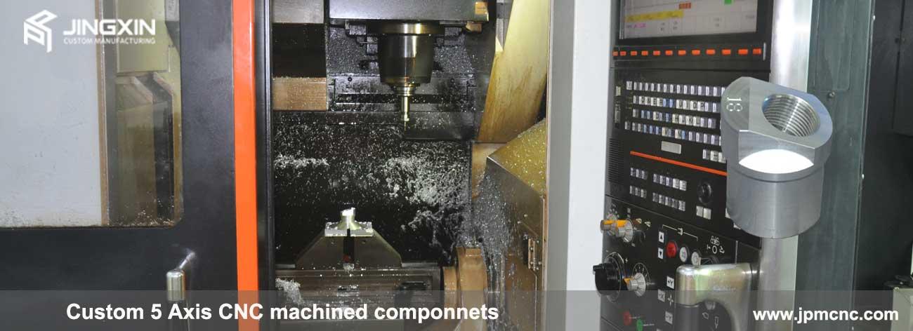 Custom 5 Axis cnc machining