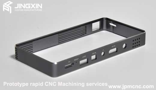 prototype machining service