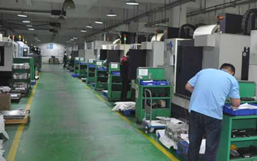 CNC-Milling-workshop