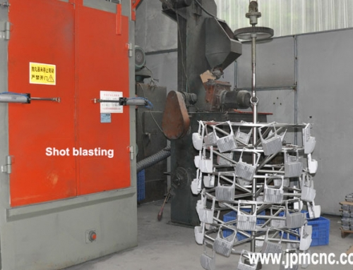 The difference between shot blasting and sand blasting