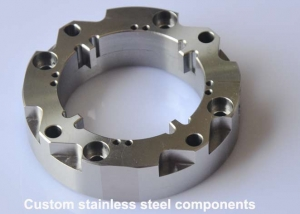 custom stainless steel parts