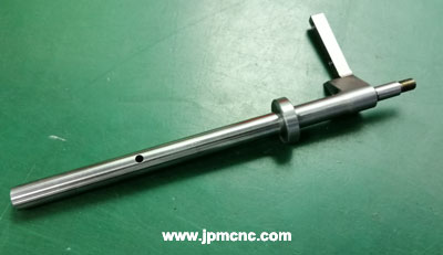 CNC machined parts in china